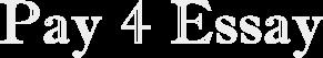 Pay 4 Essay logo